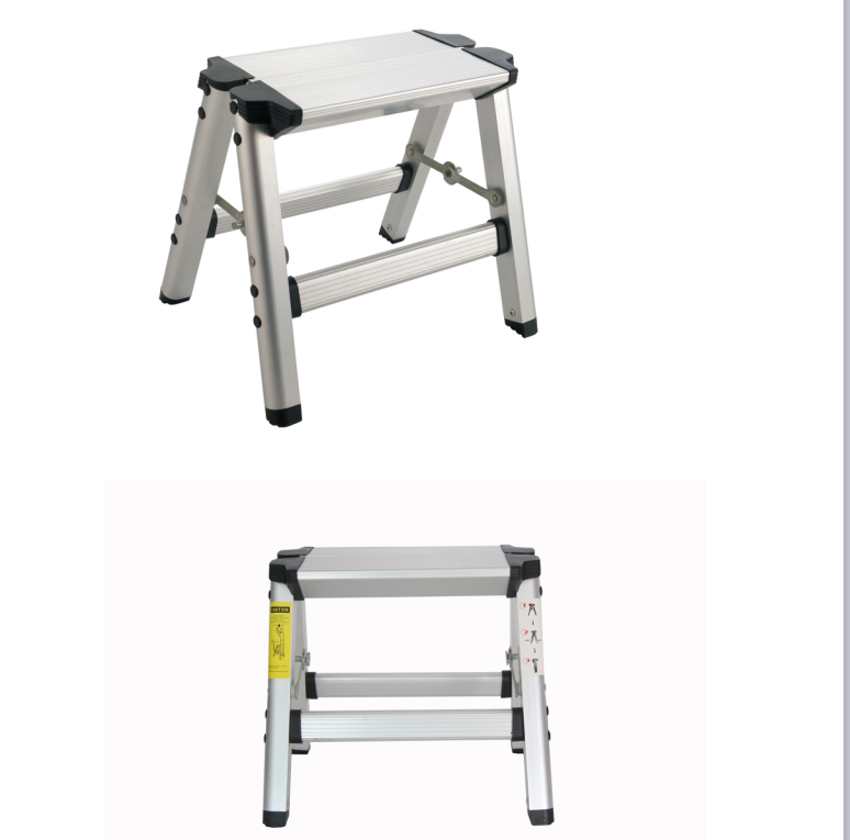 2 step stool - steel step stool