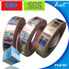 Holographic 3D Anti-counterfeit Securitry Label