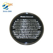 Factory Wholesale Custom Engrave Metal Coin Makers Commemorative Coin