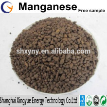 Manganes minerai FOB prix pour le minerai de manganèse