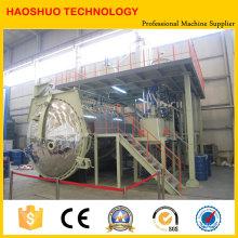 Équipement de moulage sous vide de résine époxyde de vente chaude, machine pour le transformateur