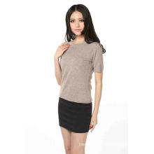 Ladies′ Fashion Pullover Cashmere Sweater