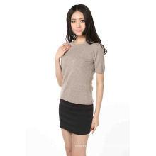 Senhoras ′ Moda Pullover Cashmere Sweater