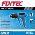 Pistola de ar quente de Fixtec 2000W da pistola de calor elétrica