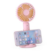 Mobile Holder USB Handheld Desktop Mini Fan