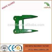 Finger Guard H61954 For JOHN DEERE Combine Harvester Machine