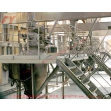 Ammonium sulfate fertilizer granulator, suitable for powder material with moisture content less than or equal to 5.5%
