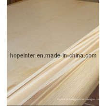 Contraplacado de madeira dura / contraplacado comercial (HL001)