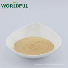 origine végétale acide aminé 45% matière première pour la fabrication d'engrais organique