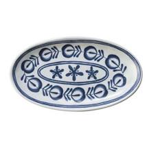 Melamine Oval Plate/Ceramic Like Dinnerware/Melamine Plate (DCY3215)