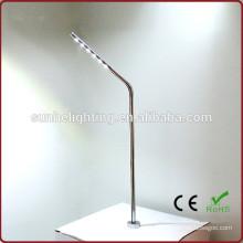 LED de gabinete de luz de la serie de alta brillante y más bajo electri poder costo lámpara nuevo diseño SMD joyería escaparate de luz