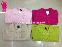 wholesale woolen sweater designs for children Baby Girls Cardigan sweater design babies knitting sweater designs