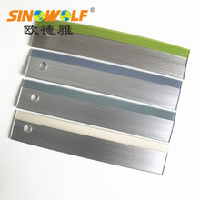 Customized for Multiple Color Edge Banding Hot Sale Double Color 3D Acrylic Edge Banding export to Japan Exporter