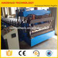 Rolo vitrificado da telha que forma a máquina para a largura 1000 / 1250mm da folha do SOLDADO / PPGI