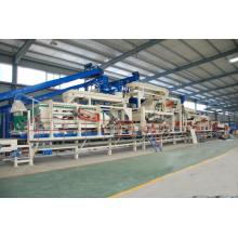 Máquina de fazer madeira Mesa de densidade média que faz a máquina