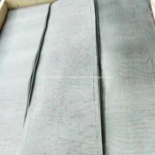 Grillage tissé en acier inoxydable 304 316L