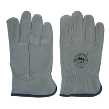 Cowhide Leather Safety Drving Working Gloves