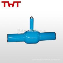 válvula de bola de grifo de soldadura / válvula especial de calefacción