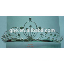 crown paper pattern crown rhinestone tiaras crown hair band wedding bridal crowns