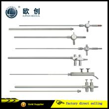 Reusable Laparoscopy Surgical 5mm Suction Irrigation Tube Set