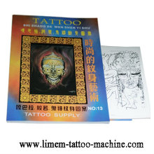 alta qualidade quente The Newest & Popular Tattoo Book