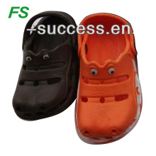 lightweight summer colorful clogs for kids