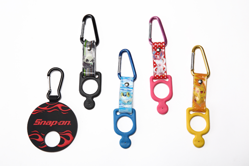 Custom  Carabiner Keychain For Promotional