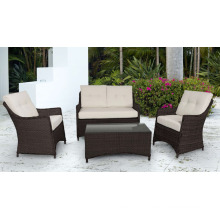 Rattan Wicker Garden Outdoor Furniture Patio Leisure Sofa Set