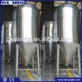 Tanques de fermentação do sistema do fermentador da cervejaria SS304 para clientes