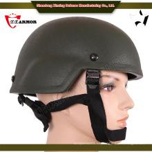 China mayorista Kevlar militar kevlar casco balístico