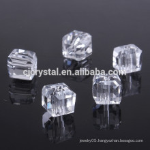 austrian crystal bead,square glass beads