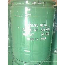 Metal arsênico