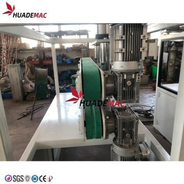 Rohrbänder ziehen die Traktionsmaschine der Maschine ab