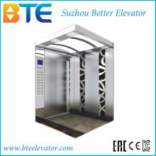 Ce Высококлассный безопасный пассажирский лифт без машинного отделения