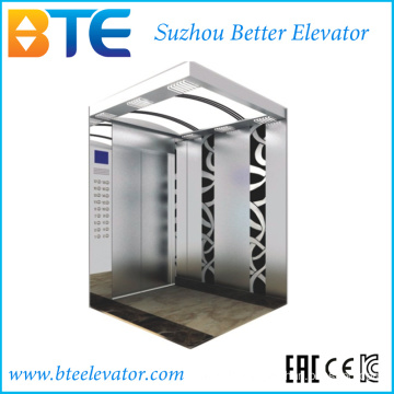 Ce High Class Safe Passenger Lift Without Machine Room