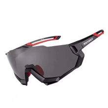 Windproof and Insect-Proof Riding Mirror Bicycle Riding Glasses Running Outdoor Sports Polarized Lens