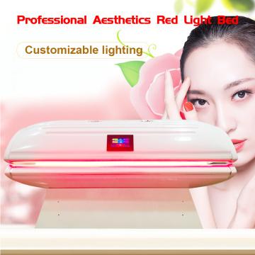 Светодиодная машинная лампа с красной и инфракрасной светотерапией