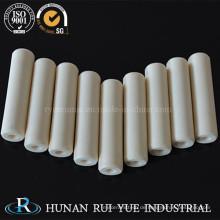 Techincal 99 % Aluminiumoxid Keramikrohr mit guten Hitzebeständigkeit