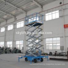 plataforma elevadora de tijera móvil 4-18M / plataforma elevadora de tijera para silla de ruedas