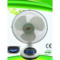 12 Inches Rechargeable Fan Solar Table Fan DC Fan FT-30DC-Rd