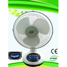 12 Inches Rechargeable Fan Solar Table Fan DC Fan Q