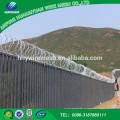 Venta al por mayor de alta calidad de encargo de la fábrica profesional de los paneles de pvc del concertina de la navaja de afeitar