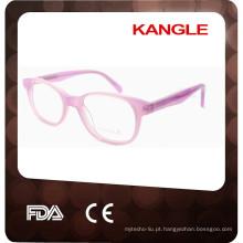 2017 molduras de óculos elegantes para celulose e óculos de celulose