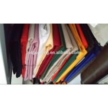 Preço de fábrica do poliéster / algodão 80/20 21 * 21 100 * 50 57 / 58'dyeing tecido