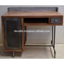 Modern Industrial Style Desk