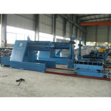 10T hydraulic uncoiler with coil car