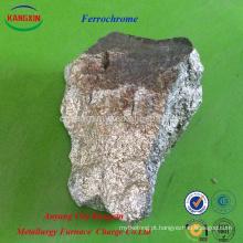 Ferro cromo para siderurgia