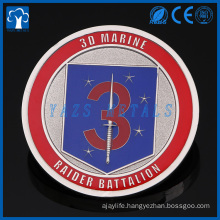 Manufacturer souvenir united states hawk marine air force coin