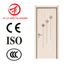 China Wood Door Designs PVC MDF Room Door