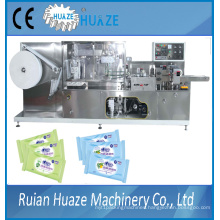 Fully Automatic Wet Tissue Packing Machine